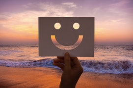 What does it mean to behappy?